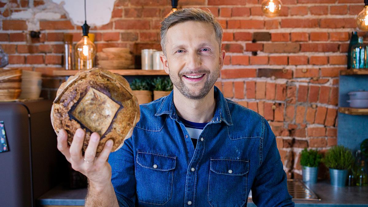 Domowa piekarnia Kucharskiego