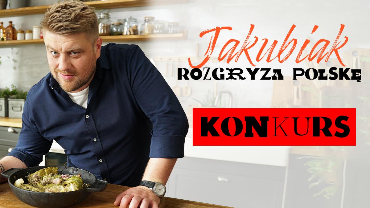 Konkurs Jakubiak rozgryza Polskę