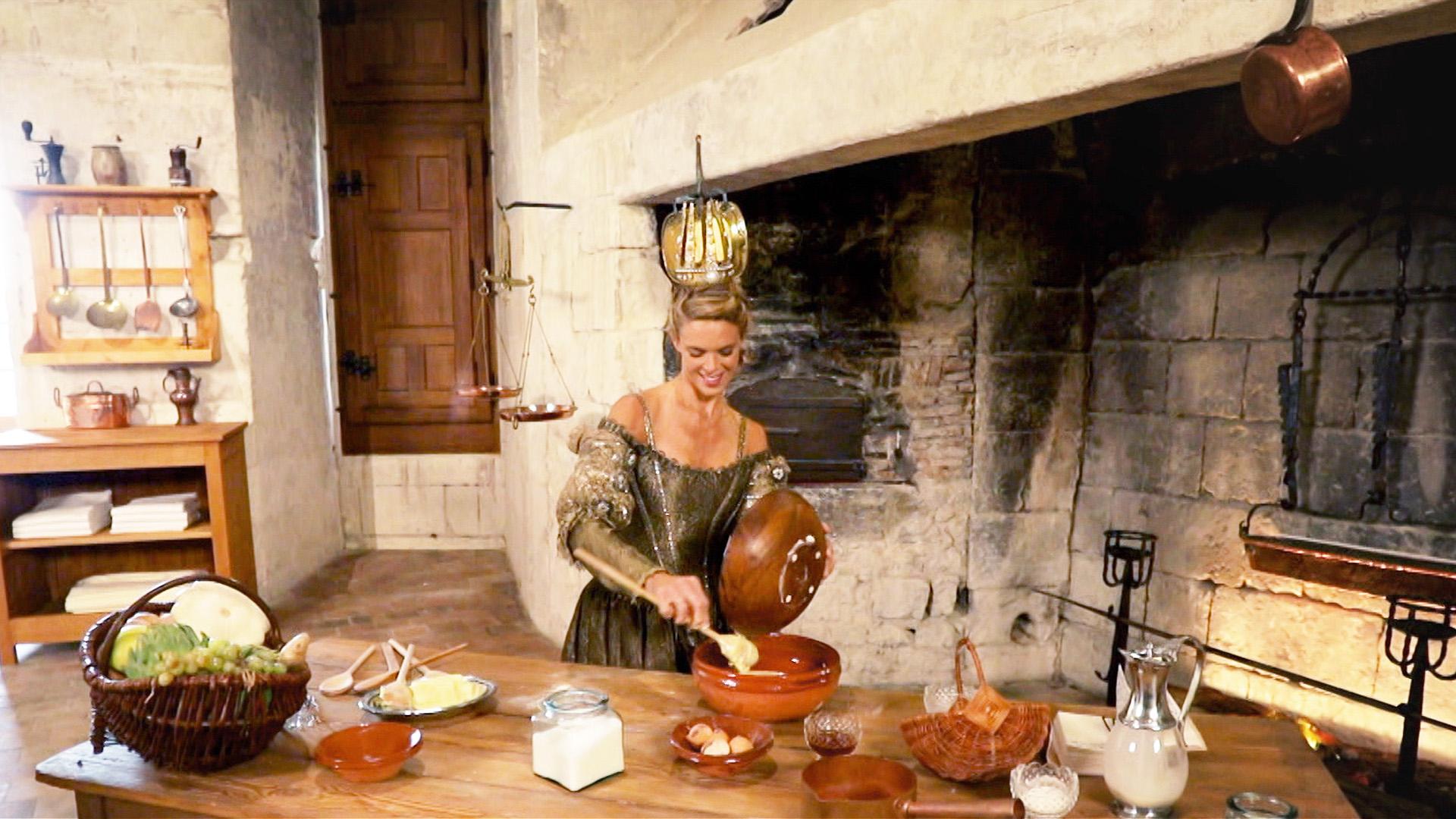 Francuskie wędrówki Julie. Renesansowa uczta na zamku Chambord