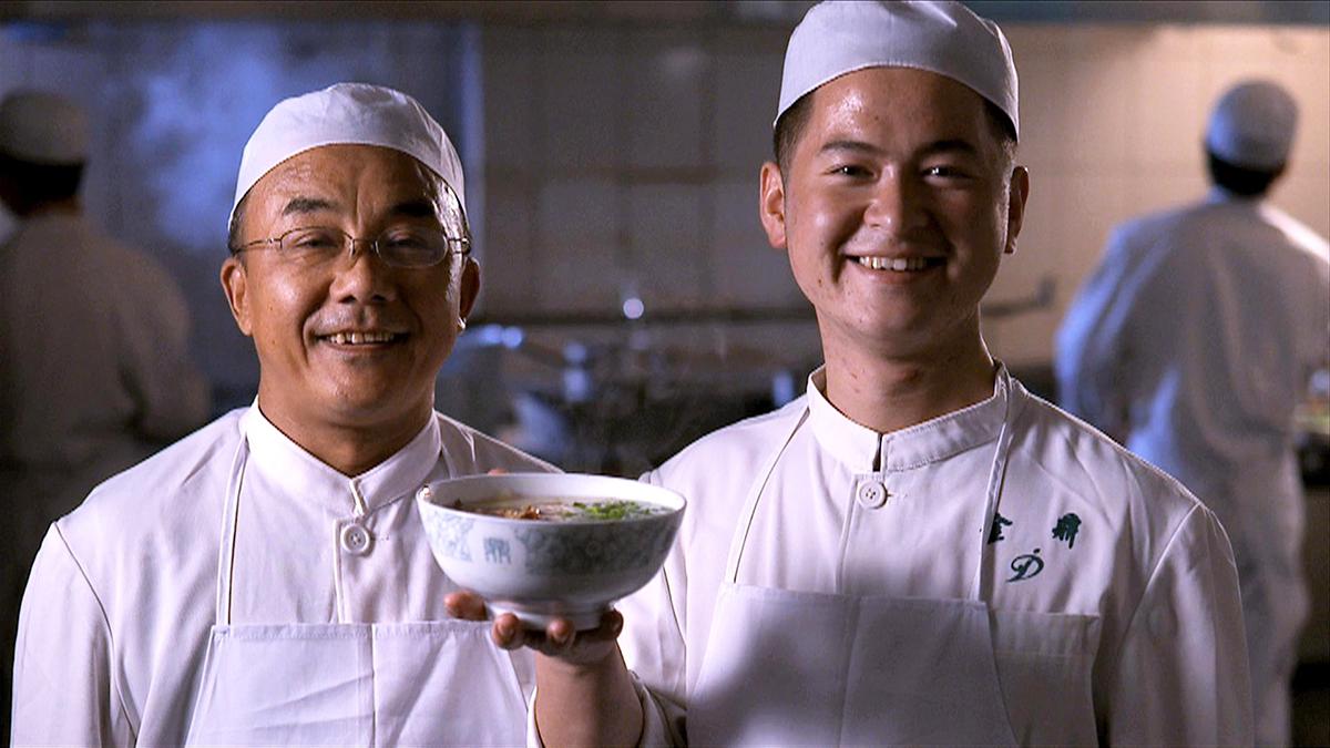 Podróż przez smaki Chin 3